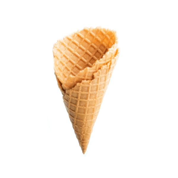 small sugar cone