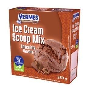 Ice Cream Scoop Mix Chocolate